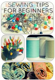 Cold Hands Warm Heart: Sewing Tips for Beginners