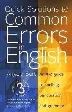 Free download or read online english grammar understanding the la facult free ebook common errors in english fandeluxe Gallery