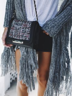 Bouclé crossbody | Sole Society Celeste
