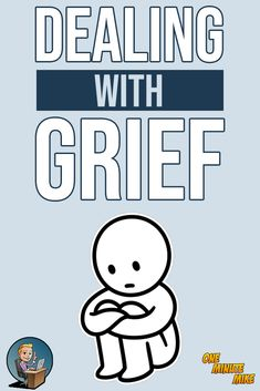 Dealing With GRIEF: The Grieving Process - ONE MINUTE MIKE  #grief #dealwithgrief #dealingwithgrief #copewithgrief #copingwithgrief #griefsupport #griefcounseling