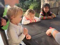En el siguiente vídeo se hace una prueba con varios niños sobre la CONSERVACIÓN DE CANTIDADES, a tener en cuenta es que NO PORQUE ABULTE MÁS HAY MÁS Y NO PORQUE ESTÉN MÁS ESPACIADOS HAY MÁS.