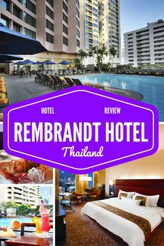 rembrandt hotel review Rembrandt Hotel in Bangkok   Hotel Review