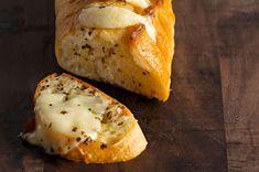 Pan de ajo con queso Receta - Comida Kraft