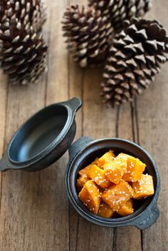 Scandi Home: Japanese inspired sweet potato with umeboshi dress...