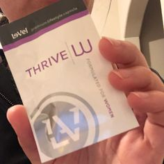 My morning jumpstart! In 15 mins I will be wide awake and energized! Almost 3.5 years later and I still start my morning with these 2 capsules. #easyas123 #healthy #thriveexperience #cleanenergy #vitamins #thankfulThursday