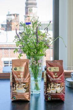 Krisenherd on Tour: Review vom Tchibo Blogger Frühstück und DIY Kaffee rösten. Plus Rezept für köstlichen Eiskaffee und toller Verlosung eines Kaffeepakets!!! [Werbung]