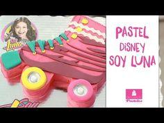 "Pastel patin de ""soy luna"" de Disney ""Soy Luna"" - YouTube"