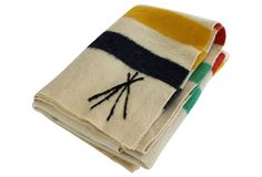 Hudson's Bay-Style  Blanket on OneKingsLane.com