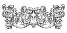 Image result for free vintage design frame logo flourish