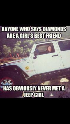 But, I like diamonds too!