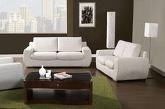Furniture Of America Sofa And Love Seat SM6032