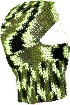 crocheted face masks | How To Crochet » CROCHET SKI MASK