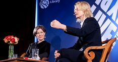 Ann Patchett and Elizabeth Gilbert LIVE at the NYPL