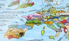 Op zoek naar een uniek Sinterklaas- of kerstkado? Dan is deze beschrijfbare wereldkaart iets voor jou. Om al je mooie avonturen op weer te geven. Keer op keer. Op de wereldkaart staan trouwens al allerlei tips voor reizigers.