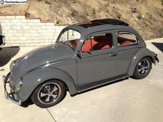 [ Volkswagen Ragtop Beetle - The Samba ] Vw Vintage, Best Muscle Cars, Vw Cars, Buggy, Vw Beetles, Cool Cars, Dream Cars, Classic Cars, Automobile