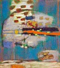 Elemental Journey, oil on canvas, 40 x 36