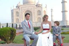 Instead Of Spending On A Big Wedding, This Couple Had 8 Tiny Ceremonies Around The World