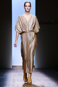 Salvatore Ferragamo Ready To Wear Spring Summer 2015 Milan