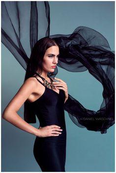 Fashionmodel Sanda G. by Daniel Waschnig / Portrait Photography, Fashion Photography, Fashion Models, Fashion Trends, Smokey Eye, Female Models, Photo Art, Fashion Online, Glamour