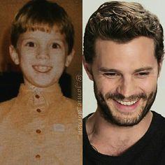 Young Jamie Dornan