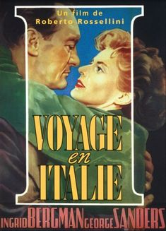 Voyage en Italie [Viaggio in Italia] - Roberto Rossellini