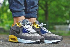 "Nike Air Max 90 Jacquard City QS ""Paris"" - EU Kicks: Sneaker Magazine"