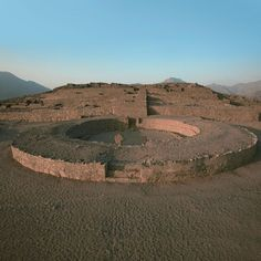 The 5000-year-old 626-hectare archaeological site of The Sacred City of Caral-Supe - Peru Belongs to the Late Archaic Period of the Central Andes and is the oldest centre of civilization in the Americas