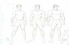 Category: Batgirl - Character Design Page Character Design Tips, Man Character, Character Design Animation, Character Design References, Character Sheet, Character Ideas, Comic Artist, Artist Art, Studio Ghibli Characters