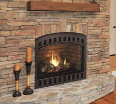 Gas Fireplace | Gas Fireplaces | Central Air, Inc.
