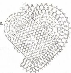Note that this pattern romantic American support store, much like crochet think detales make all the difference in special en. Crochet and Graphs: Carpet heart with flowers and dragonflies - GRAPH Standard yellow heart set on crochet with graphic - Croche Filet Crochet, Crochet Diagram, Crochet Chart, Thread Crochet, Love Crochet, Irish Crochet, Crochet Motif, Crochet Designs, Crochet Doilies