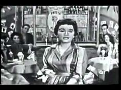 CONNIE FRANCIS: WHO'S SORRY NOW? (1958) - LIVE TV - YouTube