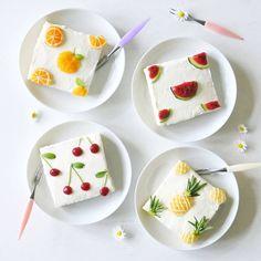 Fruit toast art by Maki  (@maki_zuhause)