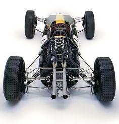 Motor--Sport™ - the-stig: jacqalan: Lotus 25 Climax . 1962 ...