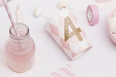 Pink party ideas from papermash   http://www.100layercakelet.com/2013/07/11/pink-party-ideas-from-papermash/