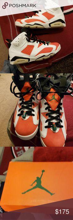 best loved 814c7 1781e Jordan 6 GATORADE jordan 6 Gatorade Jordan Shoes Sneakers