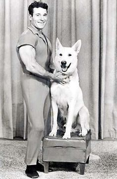 Mom& Jack had daily workouts...Jack LaLane and Happy