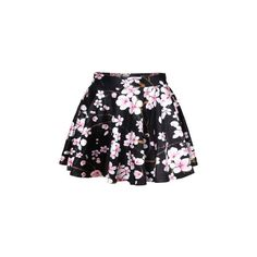Women Vintage Galaxy Printed Floral High Waist A-Line Mini Skirt ($5.77) ❤ liked on Polyvore featuring skirts, mini skirts, high-waist skirt, vintage skirts, galaxy skirt, high waisted short skirts and a line mini skirt