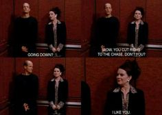 I love Karen Walker