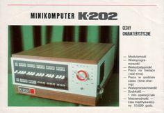 was a minicomputer, created at Elwro Polish scientist Jacek Karpiński between 16 Bit, Timeline Photos, Polish, Create, Facebook, Varnishes, Manicure, Nail Polish, Nail