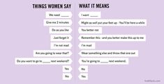 # Reasons You'll Probably, Most Definitely, Never Understand Women 43
