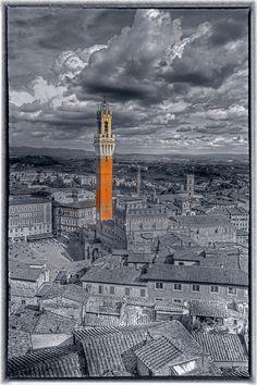 SIENA ITALY by clint hudson, via Flickr