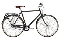 NIRVE SPORTS Brookhurst M/L Bike, Metallic Charcoal on OneKingsLane.com $499