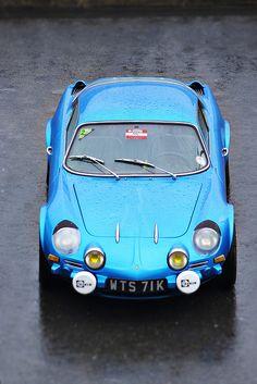 Alpine A110   SPA Classic 2013