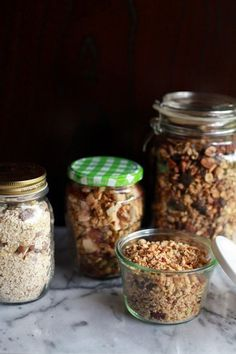 breakfast from the jar @FoodBlogs