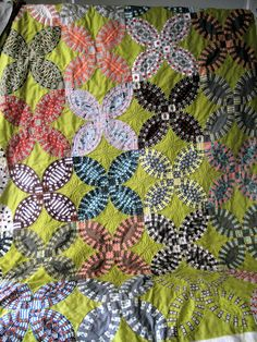 patchwork on central park: Adrienne Armstrong's New Quilt