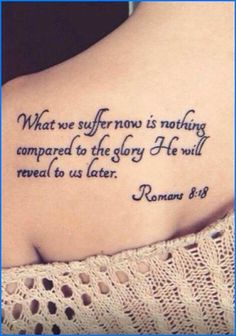 67 inspirational tattoo quotes for women - tattoos - # for . - 67 inspirational tattoo quotes for women – tattoos – - Bible Quote Tattoos, Tattoo P, Bible Verse Tattoos, Meaningful Tattoo Quotes, Tattoo Quotes For Women, Sexy Tattoos For Women, Meaningful Tattoos For Women, Tattoo Designs For Women, Trendy Tattoos