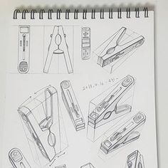 11 Clothes Peg Pencil Drawing Ideas - New Pencil Sketch Drawing, Basic Drawing, Pencil Art Drawings, Technical Drawing, Art Drawings Sketches, Drawing Ideas, Perspective Drawing Lessons, Perspective Art, Academic Drawing