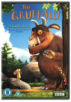 The Gruffalo [UK Import]: Amazon.de: Helena Bonham Carter, Tom Wilkinson, John Hurt, Robbie Coltrane, James Corden, Rob Brydon, Sam Lewis, P...