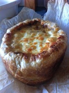 ~~Meat Pie with a Twist~~