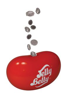 Jelly Belly money bank